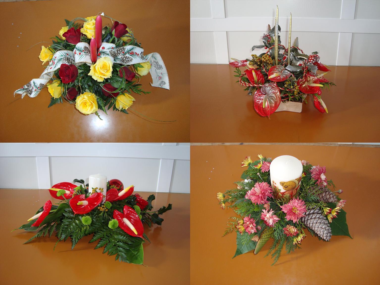 Arte Floral Natal