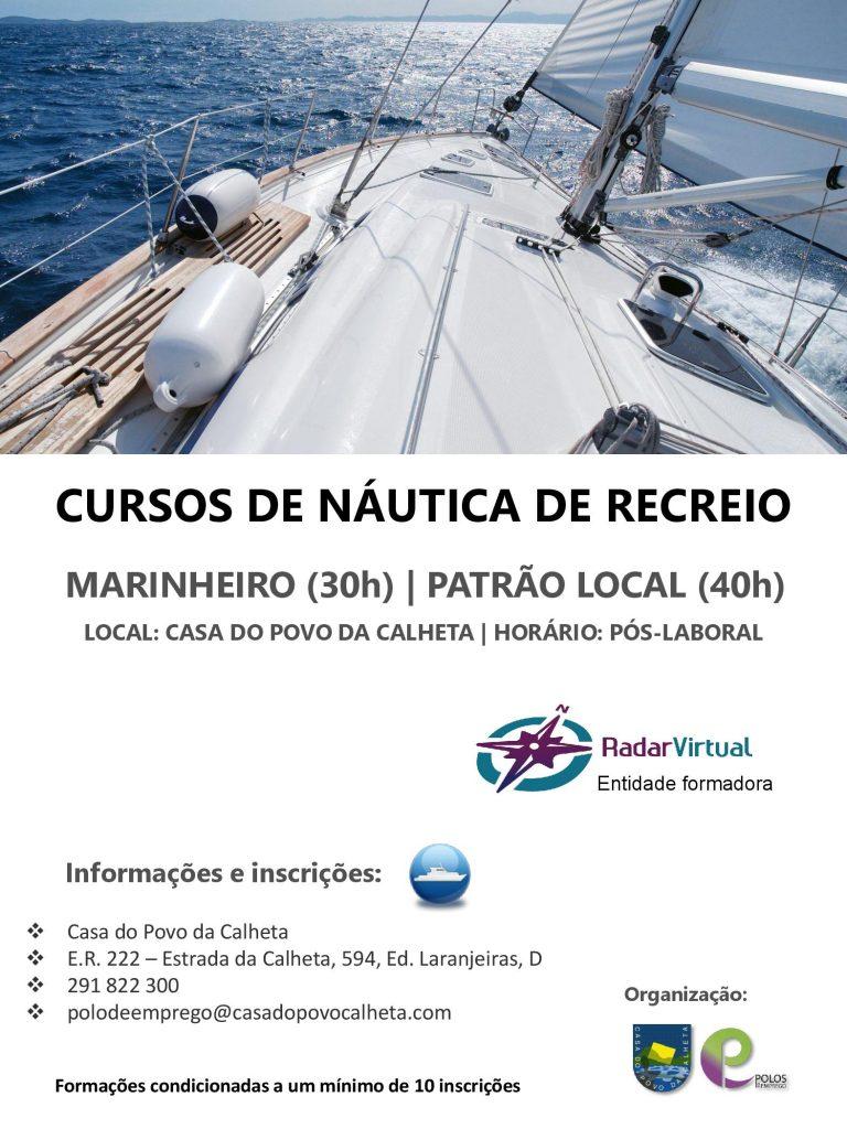 CURSO DE NÁUTICA