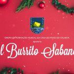 """""""El Burrito Sabanero"""""""
